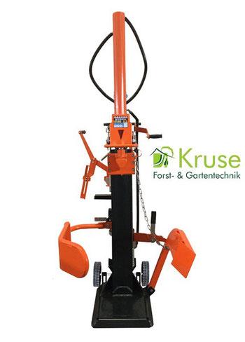 Robuster 11 to. Holzspalter, maximale Spaltlänge 1.040 mm von Kruse Gatentechnik aus Petershagen.