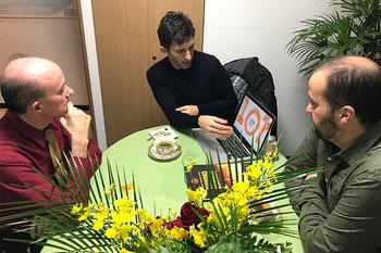 Colaboración entre la Escuela Toronja (Valencia) y  EuroLingual
