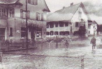 Gemischtwarenhandlung Mähr, Hauptstraße 92