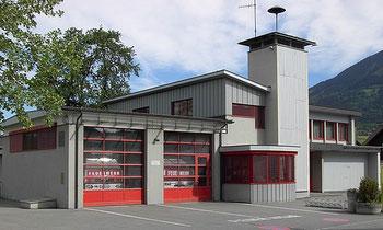 Feuerwehrhaus 1995