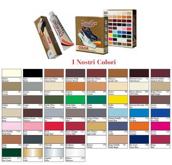 c95686ec85e97c Colore per scarpe - Tintura liquida - Rinnovanti per camoscio ...