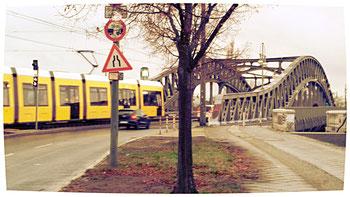 Start war an der Bornholmer Brücke...