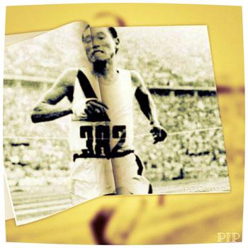 Gedenkmarathon an dem Olympiasieger von Berlin 1936 - Son Kee-Chung
