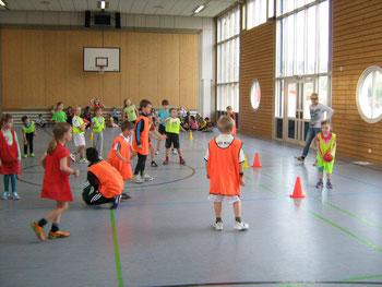 Völkerball- Turnier