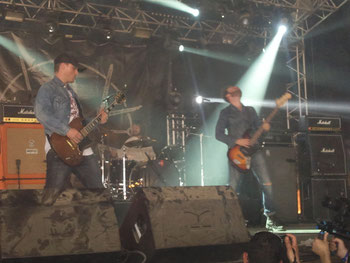 Hellfest 2014 - Heavystoned, webzine for Stoner Rock, Heavy Psych