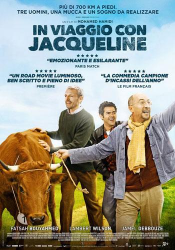 """RASSEGNA CINEMATOGRAFICA INVERNALE 2019  """"MARTEDI' AL CINEMA"""" 12 marzo ore 21:00 IN VIAGGIO CON JACQUELINE Casa del Popolo. via Don Veneziani, 64 -Rivergaro (PC)"""