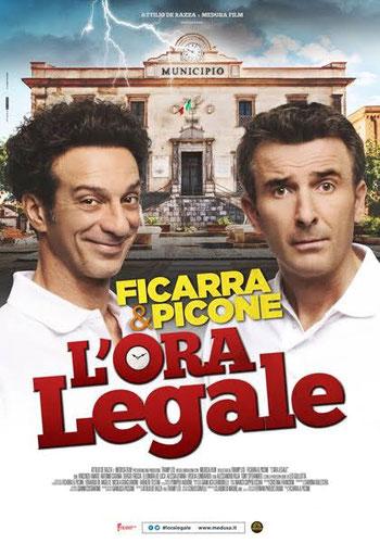 """Rivergaro """"Cinema sotto Le Stelle""""  Luglio: giovedì 12 dalle ore 21,30 L'ORA LEGALE"""