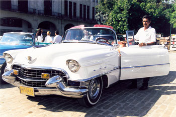 Oldtimer in Havanna, Kuba. Helge Stroemer, Medienproduktion