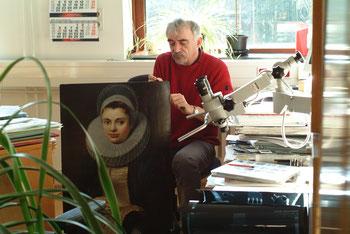 Dendrochronologie. Peter Paul Rubens. Helge Stroemer Medienproduktion