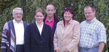 Orts- und Bürgerverein Schwaneburgermoor/Schillburg e. V. Vorstand 2004 bis 2006