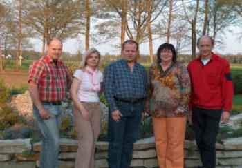 Orts- und Bürgerverein Schwaneburgermoor/Schillburg e. V. Vorstand 2006 bis 2008