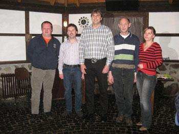 Orts- und Bürgerverein Schwaneburgermoor/Schillburg e. V. Vorstand 2008 bis 2010