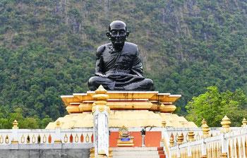 Buddha Statue in Phang Nga Town