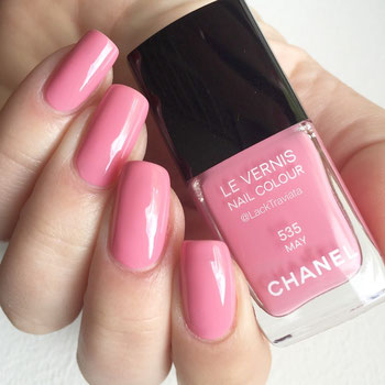 Swatch CHANEL MAY 535 by LackTraviata