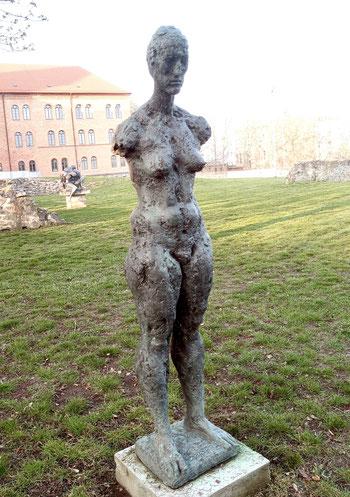 Margret Middell: Junge Frau 1968