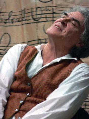 Michel Pouvreau  - photo prise par Brigitte Alter