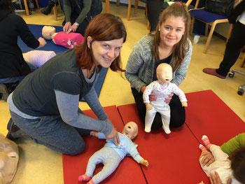 Erste Hilfe Training für Gruppen und Vereine