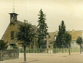 Katholische Kirche Corpus Christi