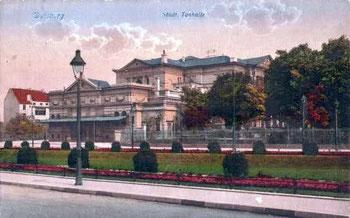 Tonhalle am König-Heinrich-Platz