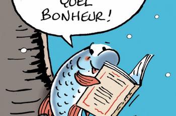 """l'Humeur de Jean-Pierre FOISSY dans """"La pêche et les poissons"""""""