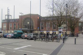 Abb. 6 - Hauptbahnhof Kiel heute
