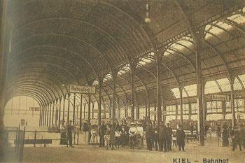 Abb. 4 - Bahnsteighalle