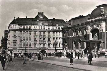 Abb. 3 - Hansa-Hotel