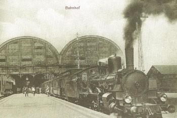 Abb. 5 - Schnellzug Kiel-Berlin