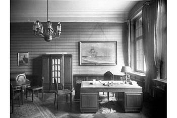 Abb. 15 - Zimmer des Oberbürgermeisters
