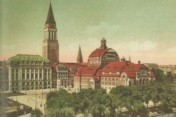 Abb. A - Rathaus 1927
