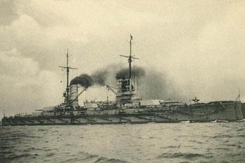 Abb. 8 - Kaiserliche Segeljacht SMY Meteor