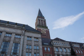 Abb. 20 - Rathausturm