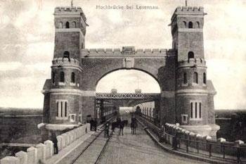 Abb. 1 - Levensauer Hochbrücke
