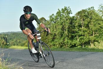 Benji Beglinger (Gigathlon, Triathlon)
