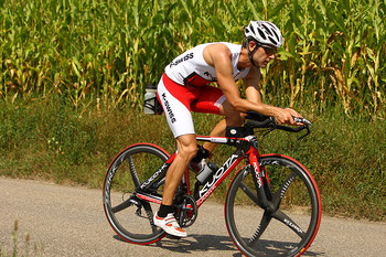 Raphael Kennel (Triathlet, Ironman )