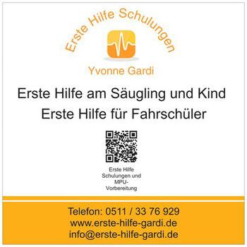 Erste-Hilfe am Säugling und Kind Hannover