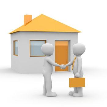 Immobilienmakler für Vermietung beauftragen