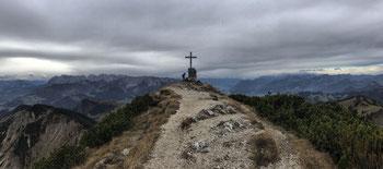 Geigelstein Gipfel