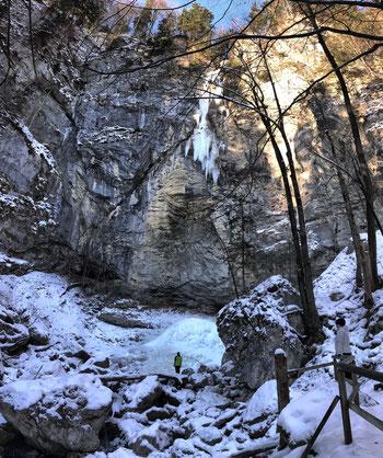 Schoßrinn-Wasserfall