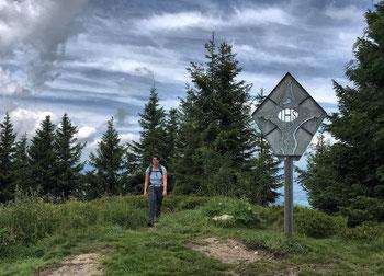 Gipfel Karkopf