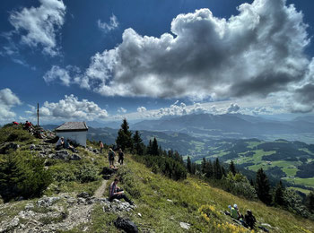 Spitzstein Gipfel