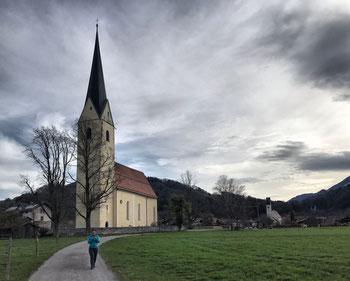 Kirche St. Leonhard Nußdorf