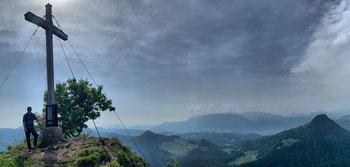 Kitzstein Gipfel