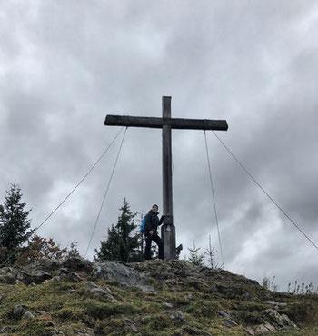 Gipfelkreuz Feichteck