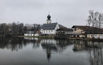 St. Johann Baptist in Truchtlaching