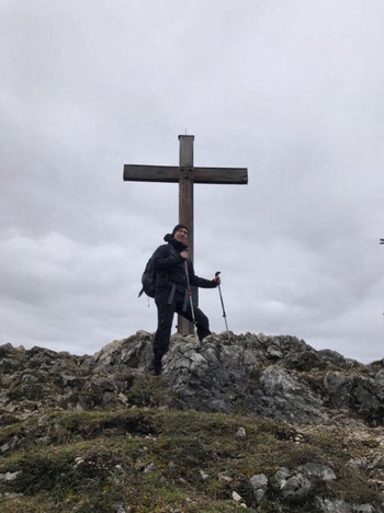 Predigtstuhl Gipfel