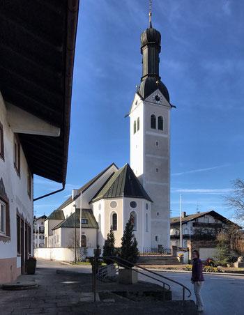 Kirche St. Nikolaus Rimsting