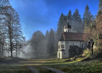 Ölbergkapelle Sachrang