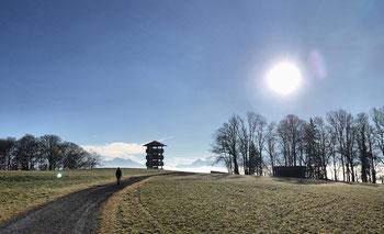 Aussichtsturm Ratzinger Höhe