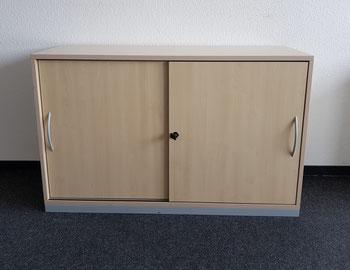 Sideboard Ahorn Büromöbel gebraucht Steelcase gebrauchte Büromöbel